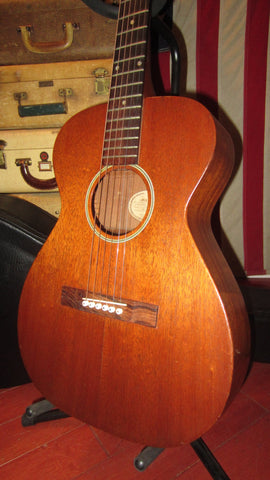 1965 Guild M-20 Small Bodied Acoustic Mahogany