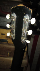 Vintage 1965 Harmony Alden Stratotone Black and Brown