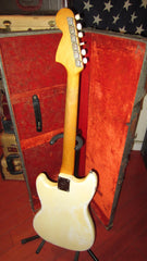 Vintage Original 1966 Fender Mustang Original White Finish