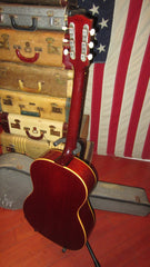 1966 Gibson B-25 N Small Bodied Acoustic Natural