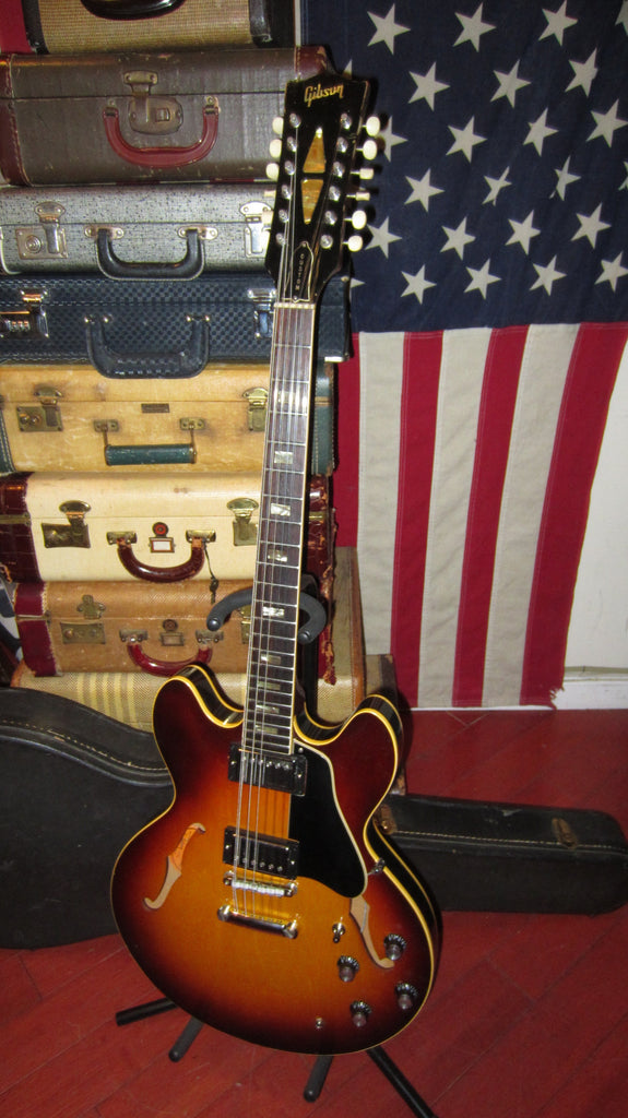 1966 Gibson ES-335 Electric XII String