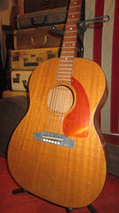 Vintage Original 1966 Gibson LG-0 Small Body Acoustic Natural Soft Case