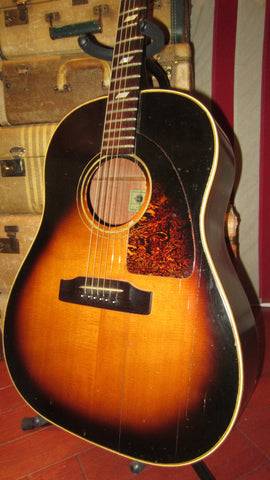 1967 Epiphone FT79 Texan Sunburst in Sunburst Finish Sounds Amazing