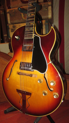 1967 Gibson ES-175 Archtop Electric Hollowbody Sunburst