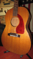 Vintage Original 1967 Gibson LG-0 Small Bodied Acoustic Mahogany