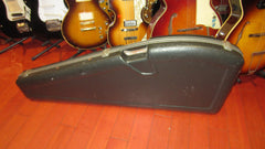 1967 Goya Rangemaster Hardshell Case Green w/ Yellow Interior