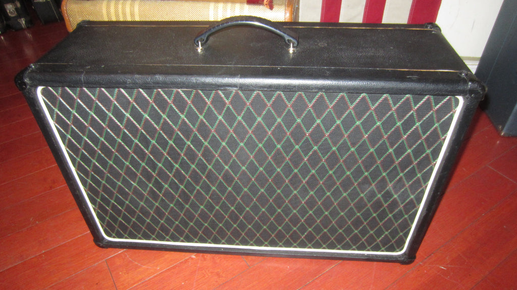 Vintage Circa 1967 Vox Berkeley Model V 4081 2X10 Speaker Cabinet