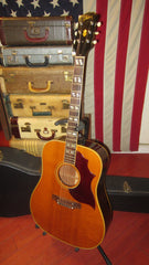 Vintage 1968 Gibson SJN Country Western Natural