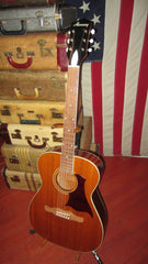 Vintage Original Circa 1968 Harmony Sovereign Model H168 Small Bodied Acoustic