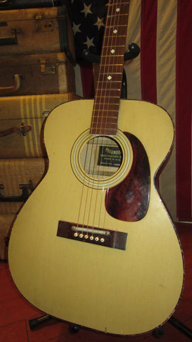 Vintage 1960's Paramount Flat Top Acoustic