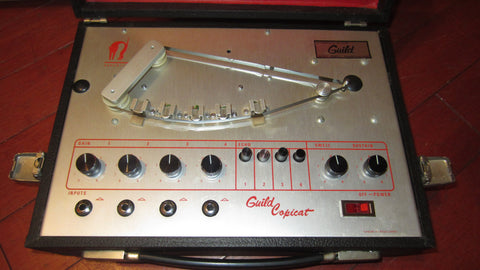 Vintage 1960's WEM Watkins Guild Copicat Tape Delay
