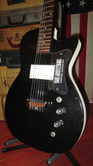 Vintage 1969 Dan Armstrong Modified Danelectro Black