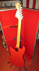 Vintage 1969 Fender Bronco Red