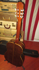 Vintage Circa 1969 Giannini AWN-21 Classical Nylon String Acoustic Guitar