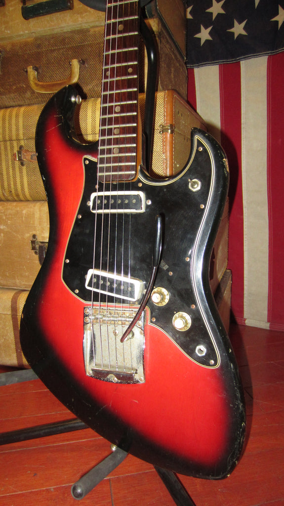 Vintage Circa 1969 Savoy Epiphone ET-270 Made in Japan Rare