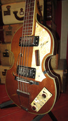 Vintage Sekova circa 1969 Beatle Bass Copy