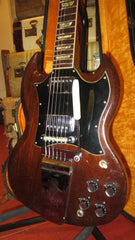 1968 Gibson SG Standard Cherry Red