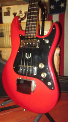 Vintage Circa 1971 Epiphone ET-280 Electric Solid Body Bass Guitar w/ Original Case