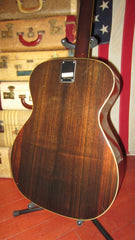 Vintage 1971 Epiphone FT-135 Small Bodied Acoustic Flattop Natural