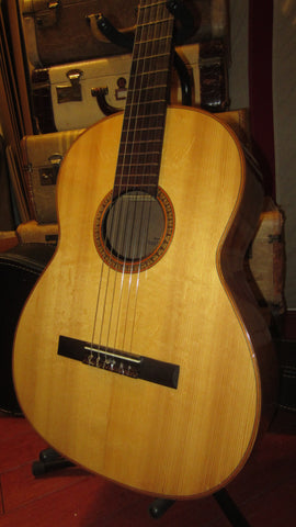 1971 Giannini Classical Acoustic Natural