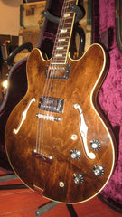 1971 Gibson ES-335 Walnut w Original Embossed Pickups Sounds Amazing