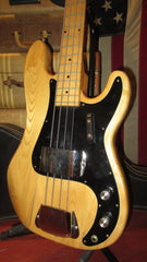 Vintage 1970's Hondo P-Bass Copy Precision Bass Made in Japan w/ Case