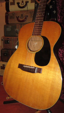 Vintage 1971 Martin 00-18 Small Body Acoustic