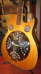 1971 Sho Bro Model 7715 Resonator Guitar Natural