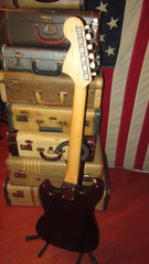 Vintage 1972 Fender Mustang Mocha Finish w/ Hard Case
