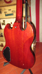 1973 Gibson EB-0 Solidbody Bass Cherry Red