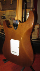 1974 Fender Stratocaster Mocha w/ Rosewood Neck Plays KILLER Light and Resonant!
