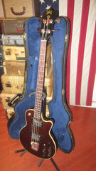 Vintage 1974 Guild M-85 II Bluesbird Bass w/ Original Case