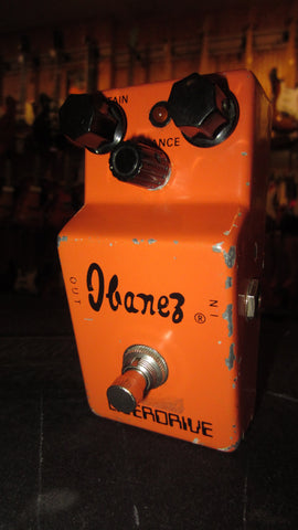 1974 Ibanez Overdrive OD-850 Orange