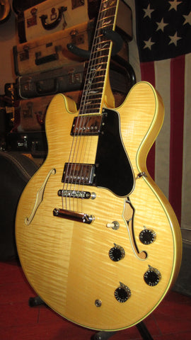 Vintage circa 1976 Electra Model No. 2267 Maple Pro ES-335 Copy