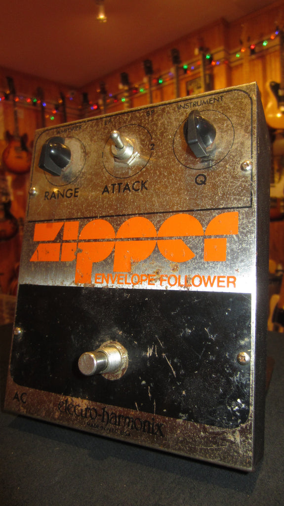 1977 Electro-Harmonix Zipper Envelope Follower Orange & Black