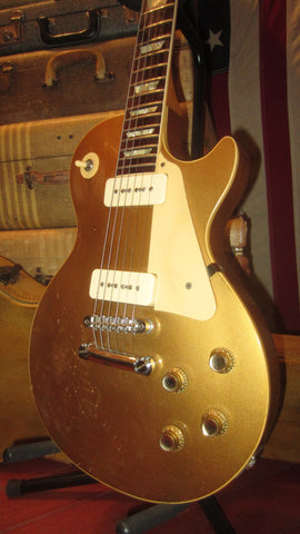 1977 Gibson Les Paul Deluxe Goldtiop w/ P-90 Pickups