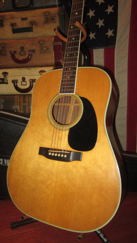 1978 Martin D-35 Natural, Excellent, Original Hard