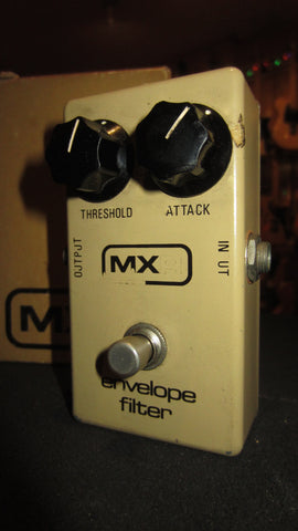 Vintage Original 1970's MXR Envelope Filter w/ Original Box