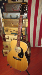 Vintage 1979 Epiphone FT-130 Caballero Natural Finish w/ Gig Bag
