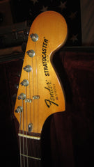 Vintage 1979 Fender Stratocaster Natural w/ Original Case