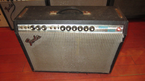 1979 Fender Vibrolux Reverb Silverface