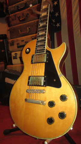 Vintage 1979 Gibson Les Paul Custom
