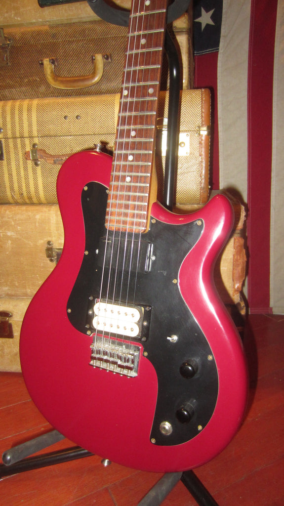 Vintage circa 1979 Gretsch Beast Red w/ gig bag