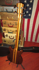 Vintage 1979 Gretsch Committee Bass Two Tone Brown
