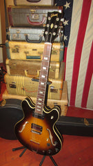 Vintage 1980 Gibson ES-335 Semi-Hollow Body Electric Sunburst w/ Original Case