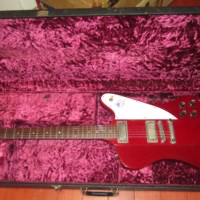 1980 Gibson Firebird Red w/ Original Case