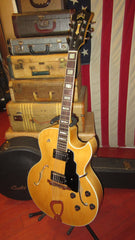1982 Guild CE-100 Archtop Hollowbody Electric  Blonde