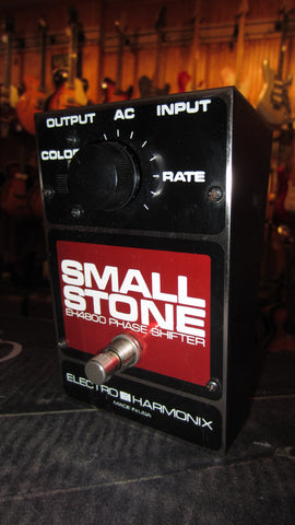 Vintage 1981 Electro Harmonix EH-4800 Small Stone Phase Shifter