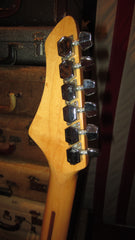 1981 Mako Traditionals Stratocaster Copy Maui Blue