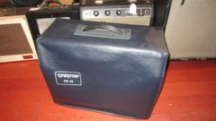 Original Circa 1981 Traynor TS-15 Small Combo Guitar Amplifier